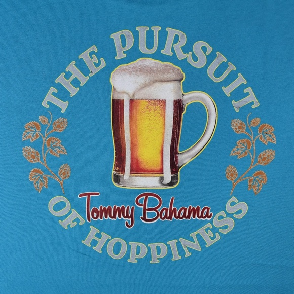 Tommy Bahama Mens Graphic T-Shirt Size Large c80b72fd4